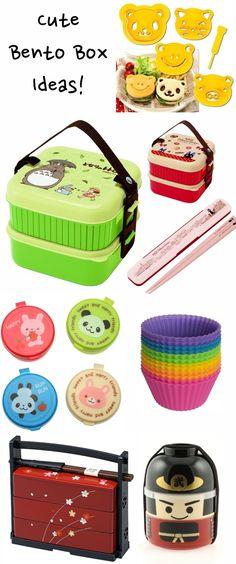 Cute Bento Box Ideas