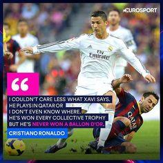 CR7 vs Xavi  #Dareyoyeledun #Greatness #CR7 #Xavi #Eurosport #Truth #Fact #Drama #Football #Soccer #Comics #Comedy #ComedyFestival #ComedyClubs #ComedyShows #ComedyFestivals #ComedyNights #ComedyLife #CCStandUp #ComedyClub #ComedyNight #Comedian #Comedians #ComedyCentral #ComedyTextPosts #ComedyShow #HuffpostComedy