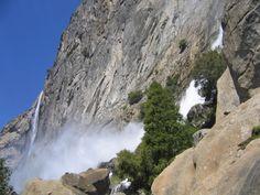 Rancheria Creek trail to Tueeulala and Wapama Falls