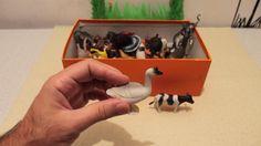 Duck  Animal Toys for Children Duck.