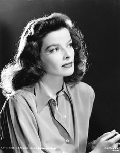 We're Celebrating The Life & Career Of The Icon, Katharine Hepburn Come and see one of 24 iconic Katherine Hepburn Films, including a special Marie Claire private screening - plus lots of amazing goodies all month long. Hollywood Glamour, Old Hollywood Stars, Hollywood Icons, Golden Age Of Hollywood, Vintage Hollywood, Hollywood Actresses, Classic Hollywood, Actors & Actresses, Classic Actresses