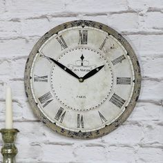 Wooden wall atlas world map globe pendulum clock vintage kitchen small grey vintage french wall clock gumiabroncs Gallery