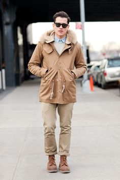 Street Style: New York Fashion Week, Fall 2013: The Daily Details: Blog : Details