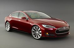 Tesla S.....I will own one!