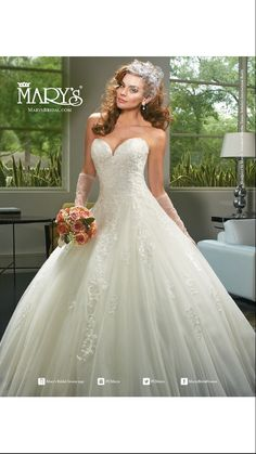 Mary's Bridal from , http://itunes.apple.com/app/id661803251