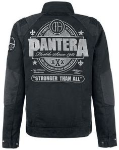 Stronger Than All by Pantera