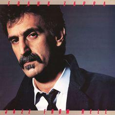 Frank Zappa - Jazz From Hell  Barking Pumpkin Records ST 74205 - Enregistre en 1982 & 1985/86 - Sortie le 15 novembre 1986  Note: 1/10