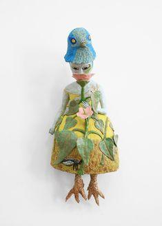 contos, de, escultura, fadas, Kathy, Ruttenberg