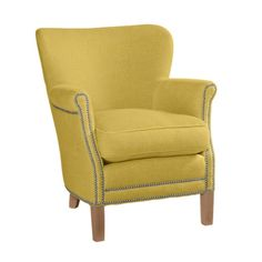 Custom Upholstered Belgian Chair in Designer Fabrics | Serena & Lily