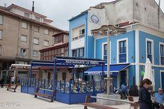 Restaurante la Ribera. Luanco, Gozon, Asturias, España by RAYPORRES, via Flickr