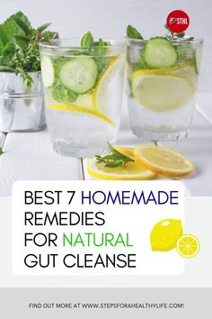 A bloated belly can make you feel pretty uncomfortable during the day. These 7 natural gut cleanse drinks can help you avoid or reduce belly bloat & gut health.How many times can you recall having a bloated belly while trying to squeeze into a tight-fitting pair of jeans? How to get rid of bloated stomach overnight? 4 Homemade Natural drink & food that hydrate & detox your guts,colon and body in general. Stomach bloating remedies, bloating,cleanse & body detox,homemade drinks remedies