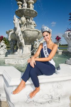 Miss Universo tiene un defecto físico y esta foto lo confirma
