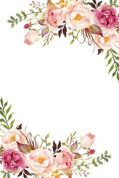 56 Trendy Baby Art Welcome Invitation Floral, Invitation Background, Invitation Templates, Flower Background Wallpaper, Flower Backgrounds, Phone Backgrounds, Wallpaper Backgrounds, Wedding Cards, Wedding Invitations
