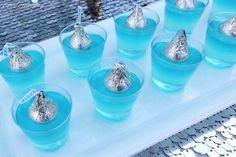 Frozen Birthday Party Celebration via Kara's Party Ideas KarasPartyIdeas.com #frozen #frozenparty #karaspartyideas Printables, desserts, supplies, invitations, and more! (24)