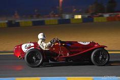 Le Mans Classic 2014 - Pre-War Race Photos, Results, Report
