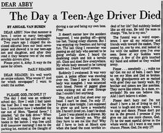 Virginia article of teen driving