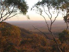 View from Flinders ranges