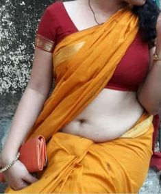 Something milky with boob girl hot married saree hot yellow think, that