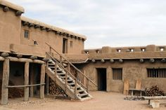 Bent's Old Fort, La Junta, Colorado, September 7, 2011.  Random travel image #7