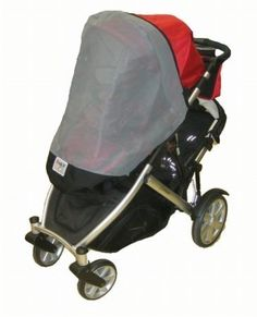 Sashas Sun, Wind and Insect Cover for Britax B-Ready Single Stroller by Sashas