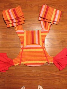 Cheaper and Better: How to sew a Fauxbimama Mei Tai