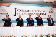 Constituyen Sección 60 del SNTE para defender al IPN - El Universal
