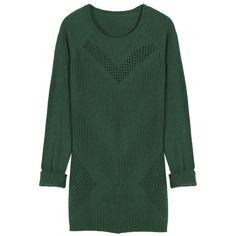 Dear Stitch Fix Stylist, I loved this Yuna Chevron Pointelle Knit Sweater. I own in cream. Please send a color!