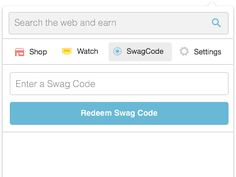 Make your time online more rewarding with the Swagbucks browser companion.