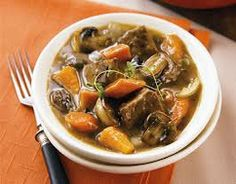 Biggest Loser Recipes - Mom's New Beef Stew