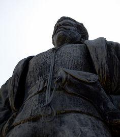Grigoris Afxentiou Bronze statue