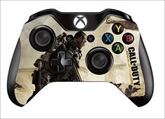 Xbox One Cod Advanced Warfare Controller Skins (Set Of 2), 2015 Amazon Top Rated Faceplates, Protectors & Skins #VideoGames