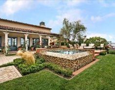 Urban Landscape Design & Construction - mediterranean - Pool - Los Angeles - Urban Landscape