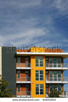 Similar Images Stock Photos Vectors Of Modern Apartment Complex Exterior 135206828