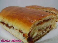 Aroma Mineiro : Pão de Goiabada - Faça e venda
