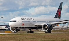https://flic.kr/p/24cZKSy | C-FNNH - Boeing 777-233LR - LHR | Air Canada Lining up on 27L at Heathrow Airport as Air Canada Eight Five Seven (AC857) to Toronto Pearson International Airport (YYZ/CYYZ) 11-02-2018