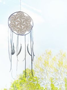 maRRose - CCC: Treasury Tuesday, Crochet Dreamcatchers by Marianne Dekkers-Roos on Etsy