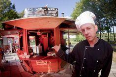 MaNHatan nad Zalewem Nowohuckim - #Grill w #NowaHuta