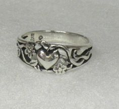james avery ring  (I think I know someone who would like this!)