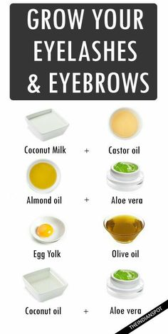 Natural remedy for longer eyelashes and fuller eyebrows How To Grow Eyelashes, Longer Eyelashes, False Eyelashes, Artificial Eyelashes, Thicker Eyelashes, Skin Tips, Skin Care Tips, Diy Skin Care, Natural Beauty Tips