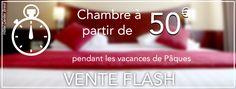 VENTE FLASH de l'hôtel pour les vacances de Pâques ! #Brest http://www.hotelcenter.com/hotel-pas-cher/209-vente-flash-hotel-brest.html