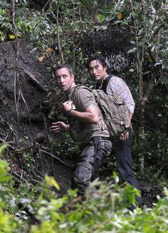 alex o'loughlin in Hawaii | ... Alex O'Loughlin and Daniel Dae Kim in Hawaii Five-0 picture #41 of 51