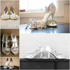 Bridal Shoes of 2014!