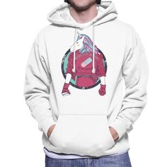 Shop Unicorn Kaneda Akira Men's Hooded Sweatshirt by Available on range of apparel with international shipping.