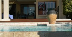 A natural swimming pool completely eliminates the need for chemicals and constant cleaning. We are installers of Natural Swimming Pools Natural Swimming Pools, Cool Deck, Wooden Decks, Decking, Modern Contemporary, Landscapes, Outdoor, Natural Pools, Paisajes