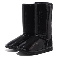 Image from http://www.unitedcorvetteclubs.eu/images/uggus/UGG-3162-Classic-Tall-Sparkles-Boots-Black-Online-02PN.jpg.