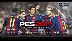 Video: Pro Evolution Soccer 2017 x FC Barcelona Trailer Pro Evolution Soccer 2017, Fc Barcalona, Soccer Gifs, Soccer Videos, Messi Vs, Games For Playstation 4, Top Pro, Football Fashion, Photoshop