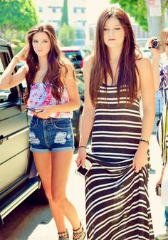 The Jenner girls <3