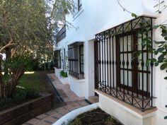 14 diseños de rejas para proteger tus ventanas con estilo  (De Ana Martinez)