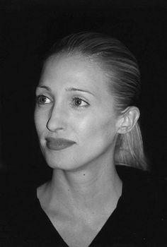 Carolyn Bessette Kennedy.