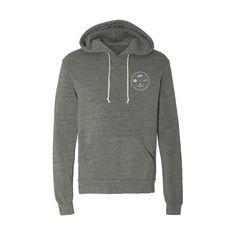 9816649609f4 Eco-Fleece Hooded Pullover - 9595. BrooklynGirl OutfitsHoodsGirl  ClothingUnisexSweatshirtsSleevesSweatersCotton